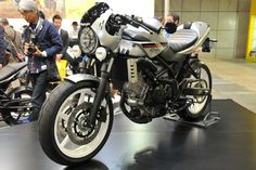 SUZUKI SV650 RALLY CONCEPT / from Tokyo Motorcycle show 2016