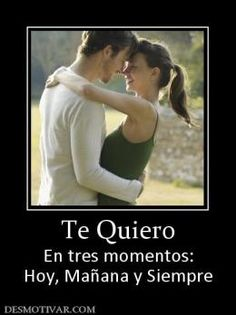 grabalo en tu mente... Love Is Everything, Love Of My Life, My Love, Best Quotes, Love Quotes, Inspirational Quotes, Love Me Harder, My Wife Is, Eternal Love