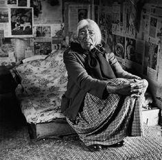 Kirikino Kohitu, Waikato - 1970 by Marti Friedlander