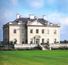 Ferne Park, Wiltshire, of The Viscounts Rothermere mansion #home #house #dec