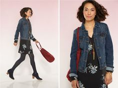 The thing we love best about boho: layering is not only encouraged, it's central to the ethereal, laid-back look.