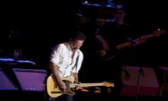 Bruce Springsteen, Joe Grushecky and the house Rockers 2014 - Trib Total Media