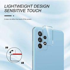 محافظ لنز شیشهای دوربین سامسونگ Galaxy A72 محافظ لنز دوربین گوشی سامسونگ گلکسی A72 4G/5G محافظ لنز شیشهای دوربین سامسونگ Galaxy A72 لنز دوربین تلفن های همراه بسیار حساس می باشد و ممکن است با کوچک ترین ضربه دچار آسیب و خراش های کوچک شود. گلس مخصوص این امکان را می دهد تا به صورت کامل از دوربین گلکسی آ 72 | Galaxy A72 خود مراقبت نمایید قرار دادن این محافظ بر روی لنز دوربین گوشی بسیار آسان خواهد بود و هنگام تعویض نیز به راحتی می توانید آن را جدا نمایید. Samsung Galaxy A72 5G Camer