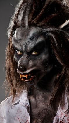 Spfx • monster-off: Nicole's Werewolf Season Three,...