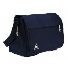 Geanta Le coq sportif Messenger Chronic bleu marine Messenger Bag, Satchel, Bags, Handbags, Taschen, Purse, Purses, Backpack, Bag