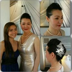 Searching for wedding hair and makeup artists? Look no further, Eunice Chan has got you covered. She is creative, fun and passionate in bringing out the best look in her clients. Read more on our website and get a free quote.