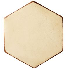 Hexagon Cream - Marrakech | Fired Earth | Size - 14.7x12.7x1.3cm | Tiles per m2 - 72.1 | Price per tile - £8.95 | Price per m2 - £645.44 |