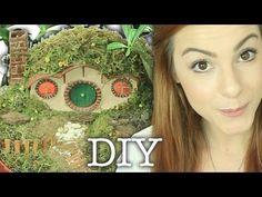 ▶ DIY :: Hobbit Home - Especial Geek - YouTube