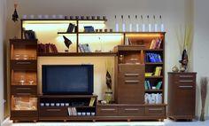 Zelma II nappali szekrénysor