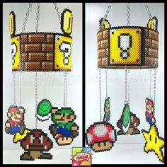 Probably could do a bunch of these dangling all over the ceiling.