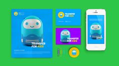 Transfer for Kids on Behance