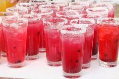 Baby Shower MocktailRecipes - Journal - Motherhood.  Mamarita  4oz Orange Juice  2oz Sour Mix  1oz Fresh Lime Juice