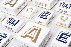 Fazer Café restaurant identity 07