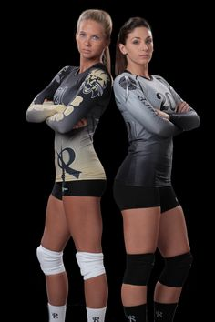 Women's Fade Sublimated Volleyball Team Uniform Jersey – Rox Volleyball