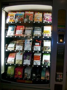 How'd you like to see this in your office cafeteria? #books #reading