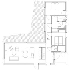 a Blast Arkitekter Villa, Floor Plans, Building, Summer, Projects, House, Log Projects, Summer Time, Home