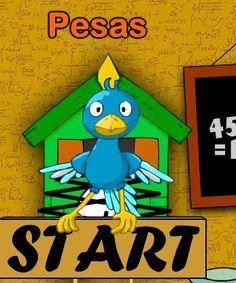 PESAS , MEDIR, HORA.... http://www.cyberkidz.es/