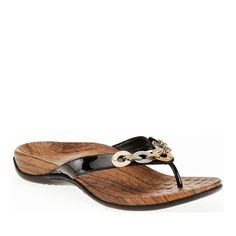 bcbc3c519fa3 Vionic with Orthaheel Tech Women s Lola Toe Post Sandals  gt  Don t get left