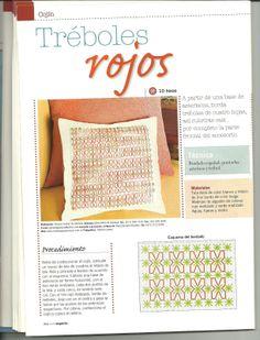 ✿✿Mila Artes Manuales✿✿: BORDADO ESPAÑOL PARTE CUATRO