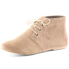 Sand suede desert ankle boots - Lace up boots - Boots - Shoes - Dorothy Perkins