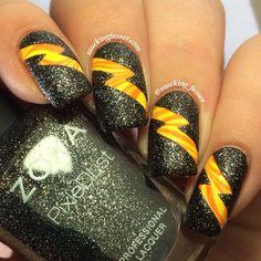 Bymucking fusser #nail #nails #nailart