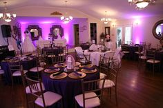 Reception Hall at Special Moments #reception #wedding #dallaswedding