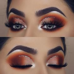 """2,878 Likes, 68 Comments - Diana Maria (@dianamaria_mua) on Instagram: """"One of my favourite kinds of eye makeup ✨ would totally wear this for a Christmas party  Product…"""""""
