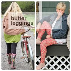 Yes they are real. Butter leggings. #LulaRoe #lularoeconsultant