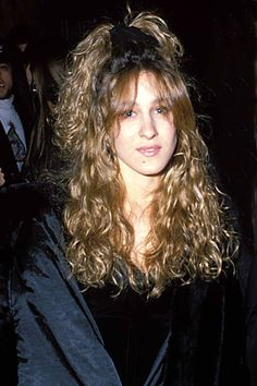 Once upon a time, a Miss Carrie Bradshaw denounced the scrunchie, claiming that no New York women would be caught dead out and about in one. Behold Sarah Jessica Parker, Bradshaw's creator and a born-and-raised New Yorker, wearing just that.   - MarieClaire.com