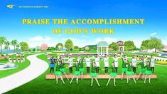 Praise the Accomplishment of God's Work, Almighty God
