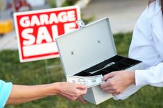13 Tips to Make More Money at Your Garage Sale