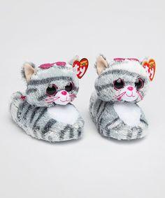 9796a1b3d9e beanie boo accessories · Take a look at this Beanie Boos Kiki Plush Slipper  today! 1 Year Old Girl