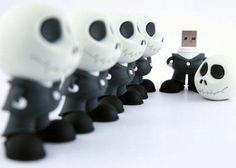 I found 'Nightmare Before Christmas USB Flash Drive' on Wish, check it out!