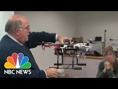 Drone School: Flying An Unmanned Aerial Vehicle | NBC Nightly News