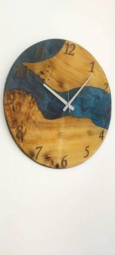 #homeliving #homedcor #clocks #rusticwoodclock #wallclock #woodenclock #artdecorwallclock #uniquewallclock #rusticdecor #wooddecor #weddinggift #coolclocks #earthtonedclock #woodlandclock #epoxyclock #earthtonedresin Cool Clocks, Unique Wall Clocks, Rustic Wood, Rustic Decor, Wooden Clock, Wood Resin, Earth Tones, Art Decor, Vegan