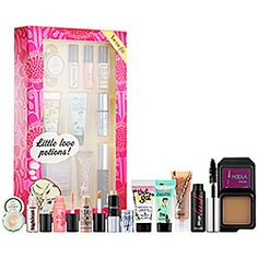 Benefit Cosmetics - Little Love Potions!   #sephora amazing lil Kit with things I wanna try! $36