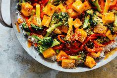 Recipe: Weeknight General Tso's Tofu — Recipes from The Kitchn