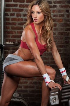 Paige Hathaway - Fitness model