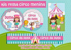 Kit Festa Circo