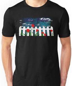 5e6ad8e4d8c David Lynch's Blue Velvet Unisex T-Shirt Rauh Welt, Watercolor Logo, Cowboy  Bebop