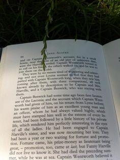 Jane Austen via @Sam Rosen