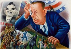 Miguel Covarrubias - The Little Republicans Talk Back