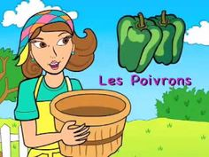 Savez-vous planter les choux? Animated Music Short by EuroPopCompany learn French - YouTube