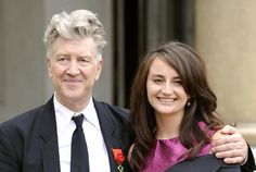"""Acclaimed director David Lynch (""""Blue Velvet,"""" """"Twin Peaks"""") is set to become a father for the fourth time at the age of 66. Lynch and his wife of three years, actress Emily Stofle, are expecting a baby girl."""