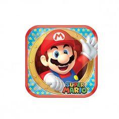 Mario Bros Plato Grande
