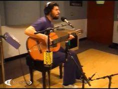 Jose Gonzalez - Teardrop (live Massive Attack cover)