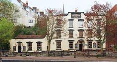 Ostrich Pub, Bristol Harbourside.