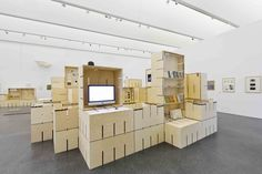Fluxus Module exhibition at Museum Ostwall by modulorbeat, Dortmund   Germany