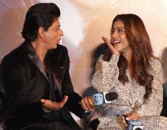 10 images that prove Shah Rukh and Kajol are true...