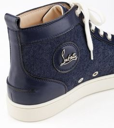 Louboutin mens sneakers